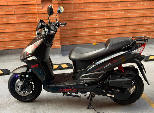 scooter akt jet 5 r 150 (tipo bws)