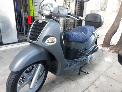 scooter alta gama kymco people 250 modelo retro