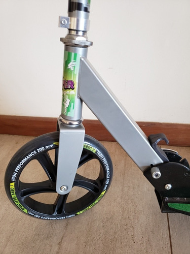 scooter aluminum oxford