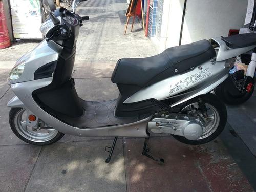 scooter amazonas lx150 2009, 6mkm r$3990, 12xcartao
