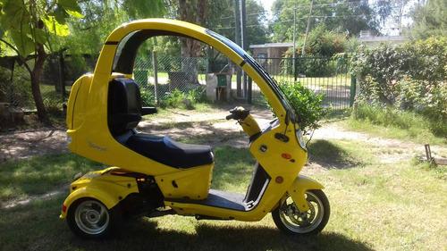 scooter auto moto unico leer