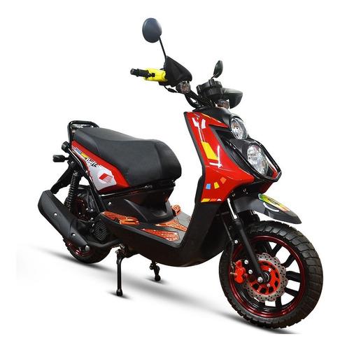 scooter avanzada