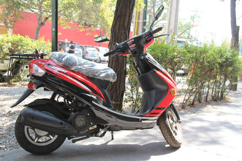 scooter bencinero 150cc sin homologar y en embalague  nuevo