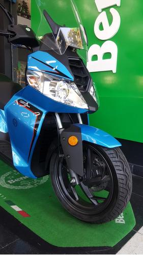 scooter benelli caffenero