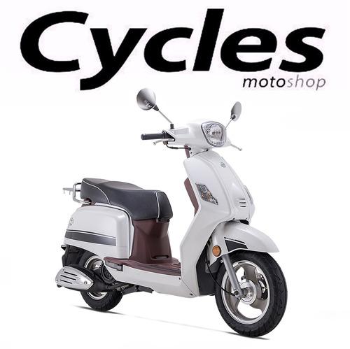 scooter benelli seta 125 finaciala hasta 36 cuotas fijas