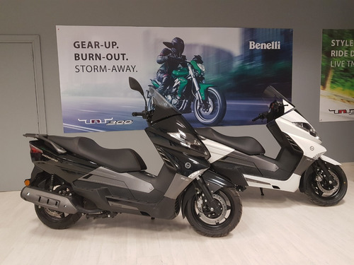 scooter benelli zafferano 250 0km