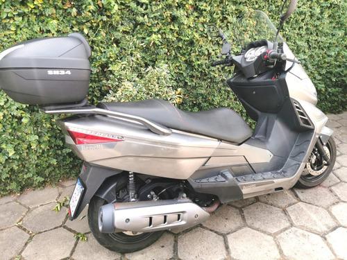 scooter benelli zafferano 250 cc