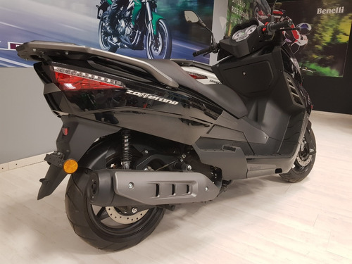 scooter benelli zafferano