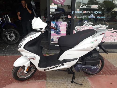 scooter beta arrow 150 r8 finaciado en 30 cuotas con dni
