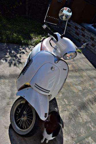 scooter beta arrow 150 tempo 150 500km 2017