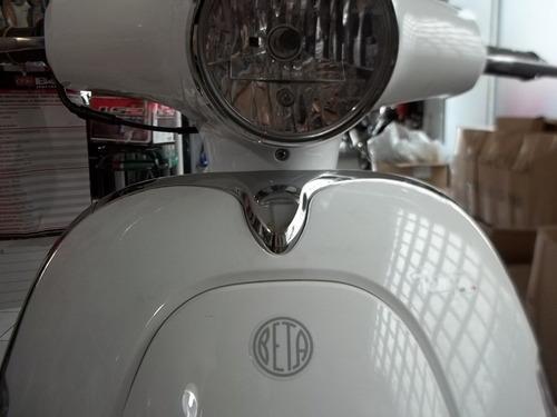 scooter beta arrow 150 tempo deluxe vintage permuto