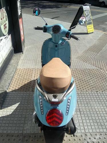 scooter beta arrow tempo 150 envíos a todo el país
