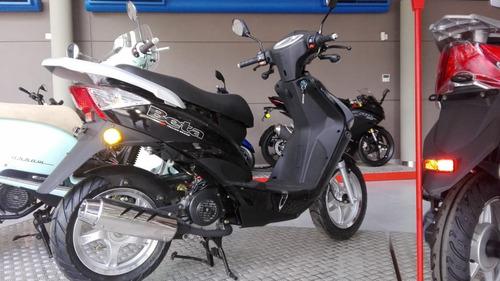 scooter beta scooby 80 arrow  motovega  financio con tarjeta