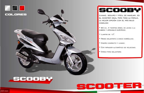 scooter beta scooby