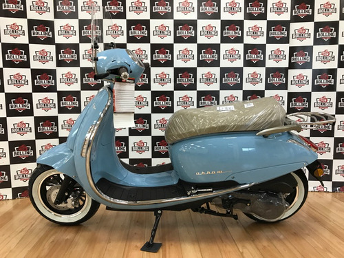 scooter beta tempo 150 0km 2018 rolling