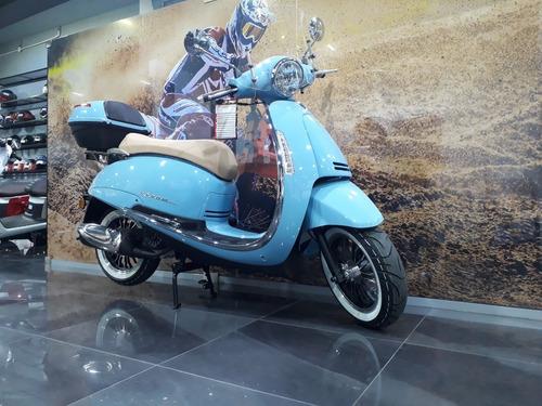 scooter beta tempo 150 0km