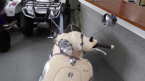 scooter beta tempo 150 deluxe no styler2020 delisio motos