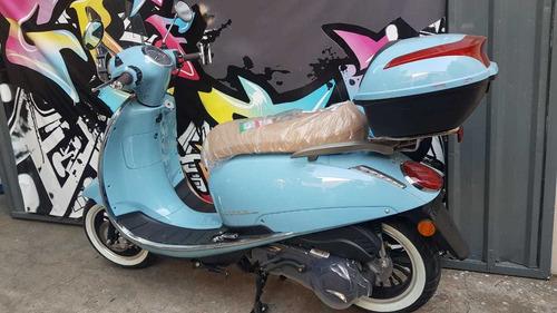scooter beta tempo 150 luxe 0km 2020 promo hasta el 25/5