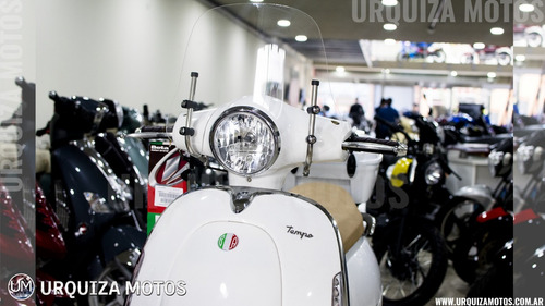 scooter beta tempo 150 retro baul y parabrisas financiacion