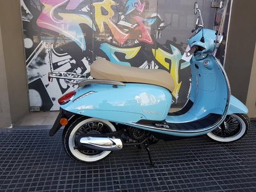 scooter beta tempo deluxe 150 0km 7.5 hp 2018 promo 19/2