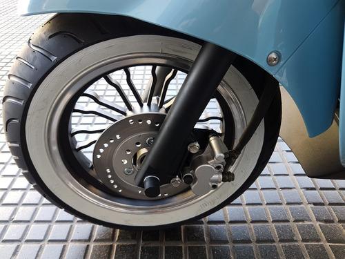 scooter beta tempo luxe 150 0km 7.5 hp 2018 hasta 10/11