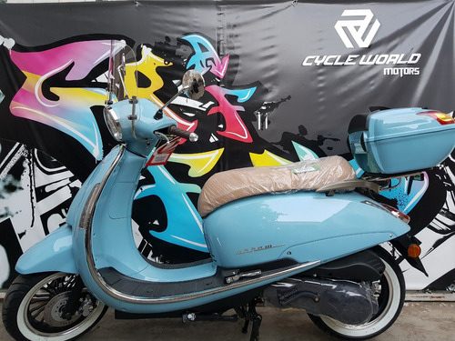scooter beta tempo luxe 150 0km 7.5 hp 2018 hasta 19/2