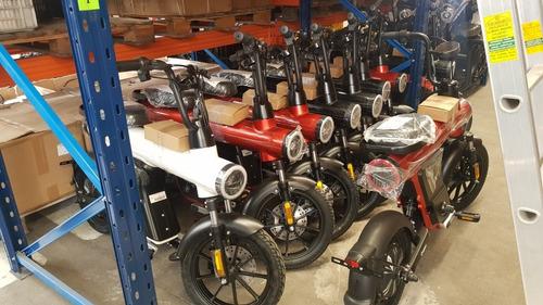 scooter bici sunra z bot electrico litio extraible al 16/01