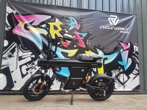 scooter bici sunra z bot electrico litio extraible al 22/02