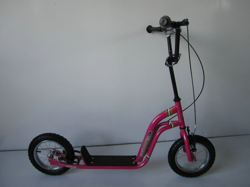 scooter bicicleta aro 12 - baloval