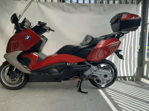 scooter bmw c650 gt unico dueño
