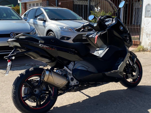 scooter bmw f600 2013 23.000 km impecable  abalautos