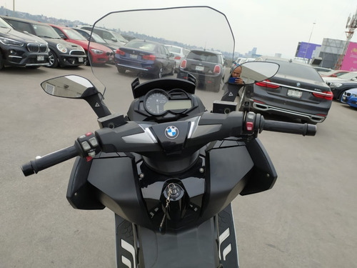 scooter c650gt bmw