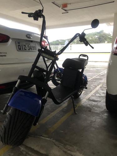 scooter chopper - 2 pessoas