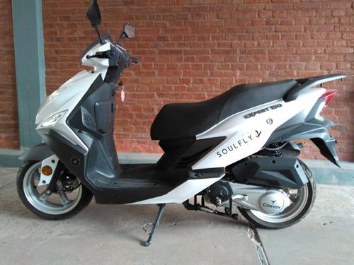scooter corven expert 150.
