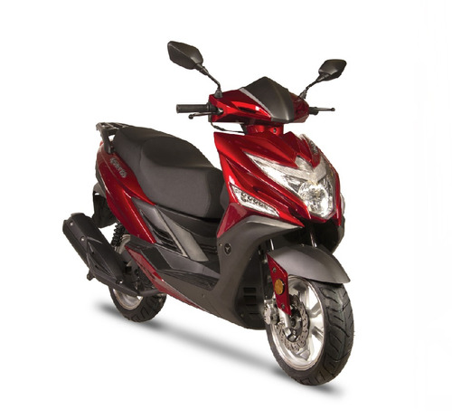 scooter corven expert 150 automatico tarjetas 18 pagos