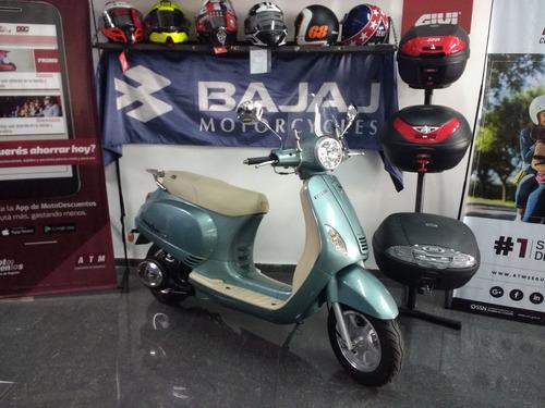 scooter corven milano 150 el mejor precio + casco!!!