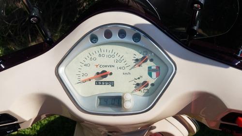 scooter corven milano expert 150