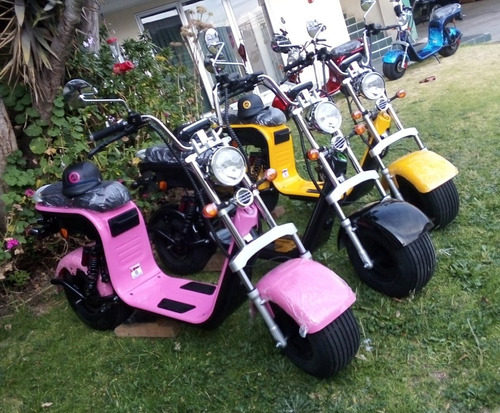 scooter crown electric