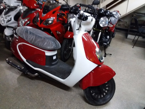 scooter daelim besbi 125