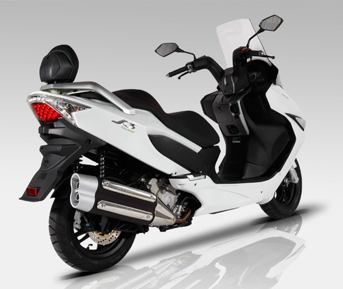 scooter daelim s3 250 advance 2019 0km - contado imbatible