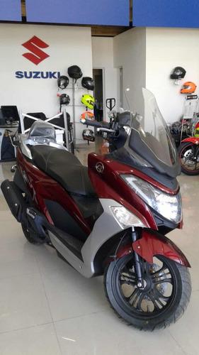 scooter daelim steezer 125 0km sport