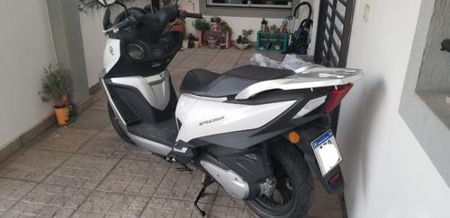 scooter daelim steezer 125