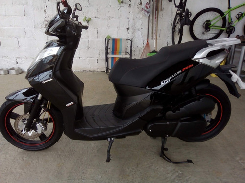 scooter dafra cityclass 200i