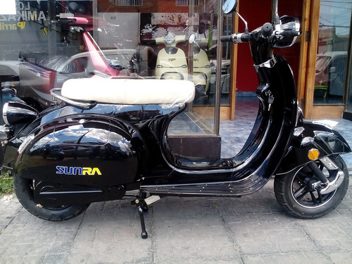 scooter electric no lucky sunra lmjr vespa ciclomotor moto