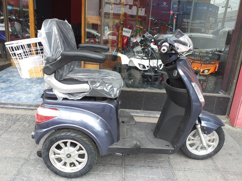 scooter electric sunra shino moto triciclo silla de ruedas