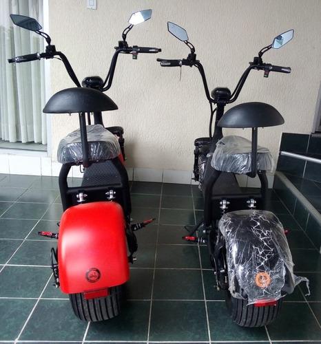 scooter eléctrica 2000w, batería de 20ah