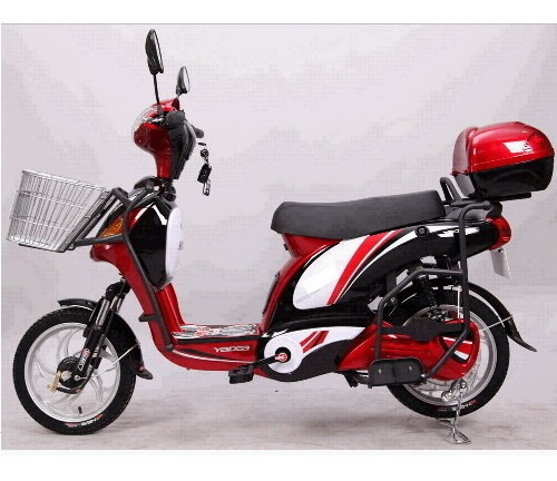 scooter electrica bicimoto es45 250w con pedal -citybiker cl
