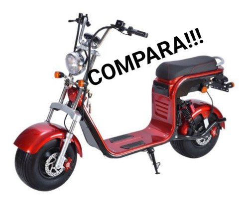 scooter eléctrica crown electric