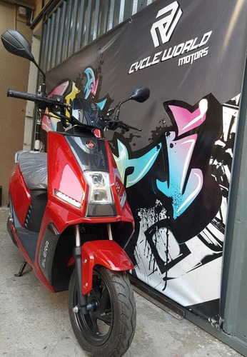 scooter electrica gilera eg2 0km litio cuotas ahora 12  19/7