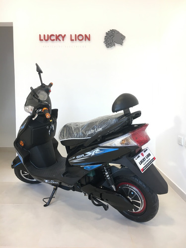 scooter eléctrica lucky lion cool 2